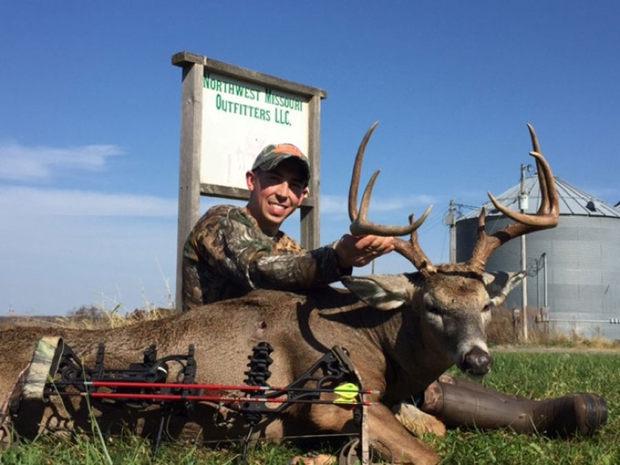 Missouri Whitetail Deer Hunting